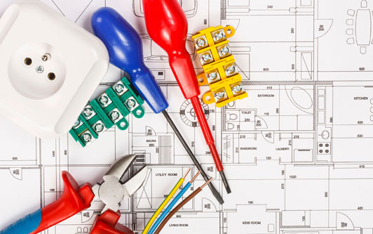 House electrical rewire