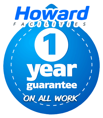 one year guarantee on all work